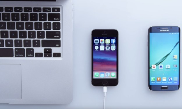 MacBook, iPhone, Galaxy /materiały prasowe