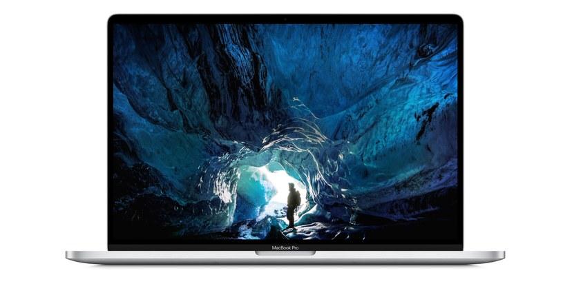 MacBook Pro 16 /materiały prasowe