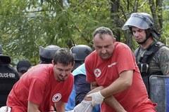 Macedonia: Uchodźcy przedarli się przez granicę