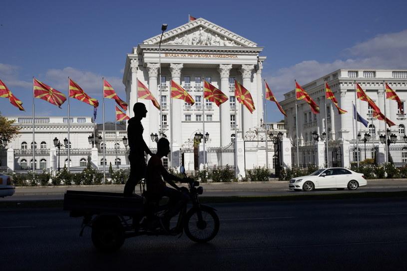 Macedonia /VALDRIN XHEMAJ    /PAP/EPA