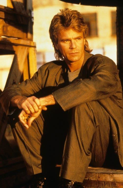 MacGyver (Richard Dean Anderson) /materiały prasowe