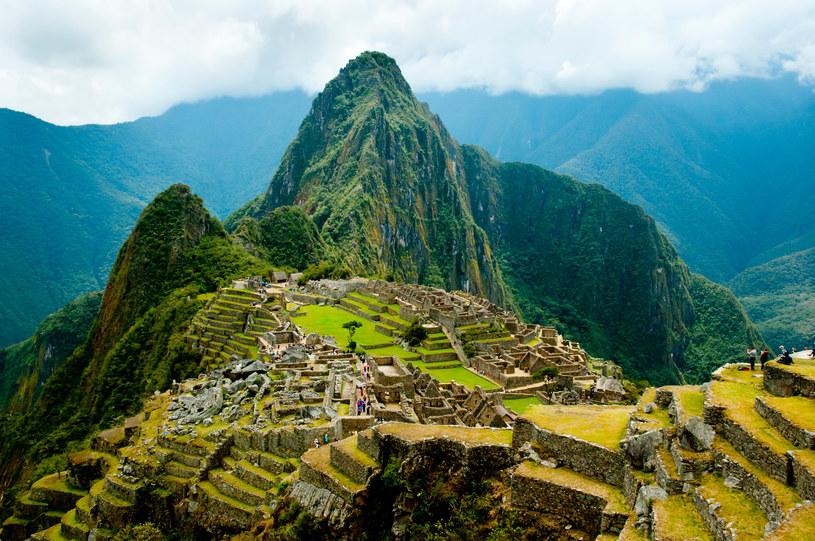 Machu Picchu odkrył dopiero w 1911 roku amerykański naukowiec Hiram Bingham /123RF/PICSEL