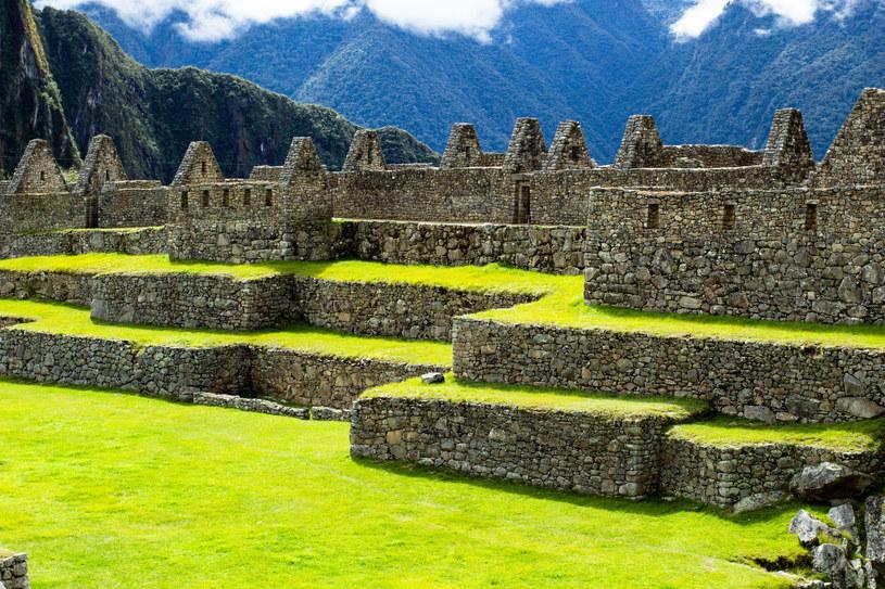 """Machu Picchu to znane na całym świecie """"miejsce mocy"""" /123RF/PICSEL"""