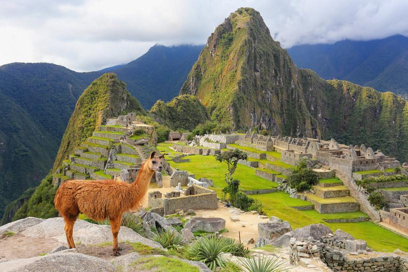 Machu Picchu ukryte jest wysoko w górach - widoki zapierają tutaj dech /123RF/PICSEL