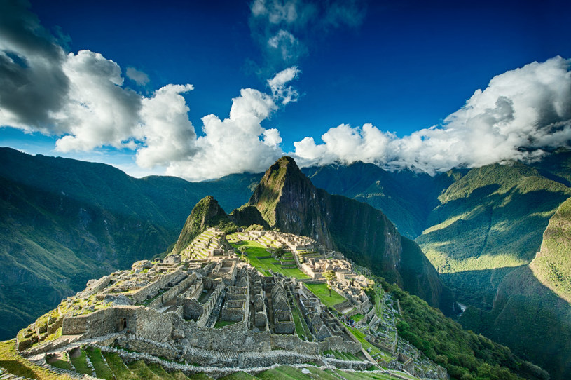 Machu Picchu w Peru /123RF/PICSEL
