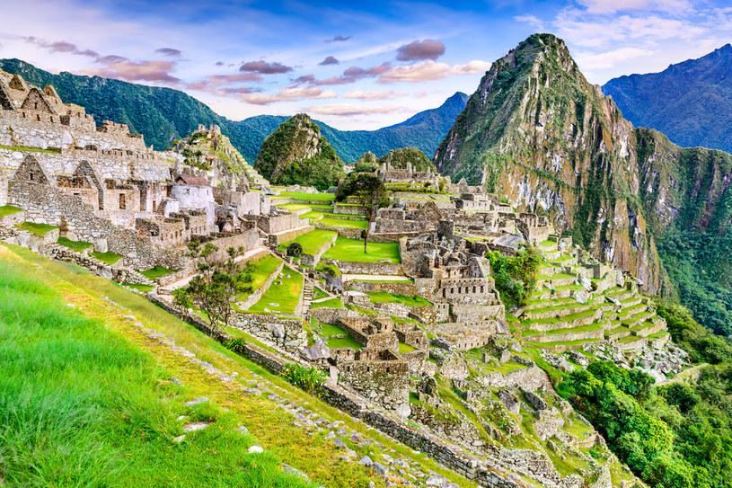 Machu Picchu zaprasza zagranicznych turystów /123RF/PICSEL
