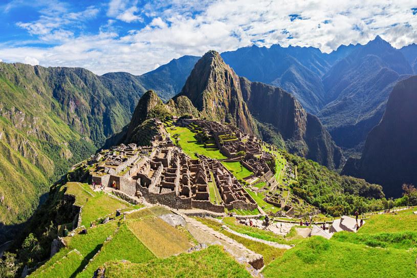 Machu Picchu /123RF/PICSEL