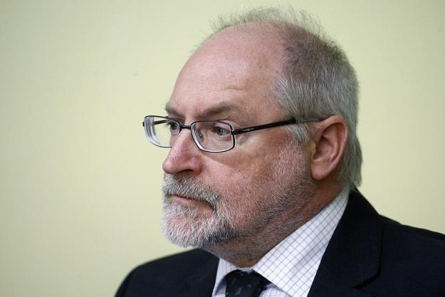 Maciej Bando, prezes URE. Fot. Adam Guz /Reporter