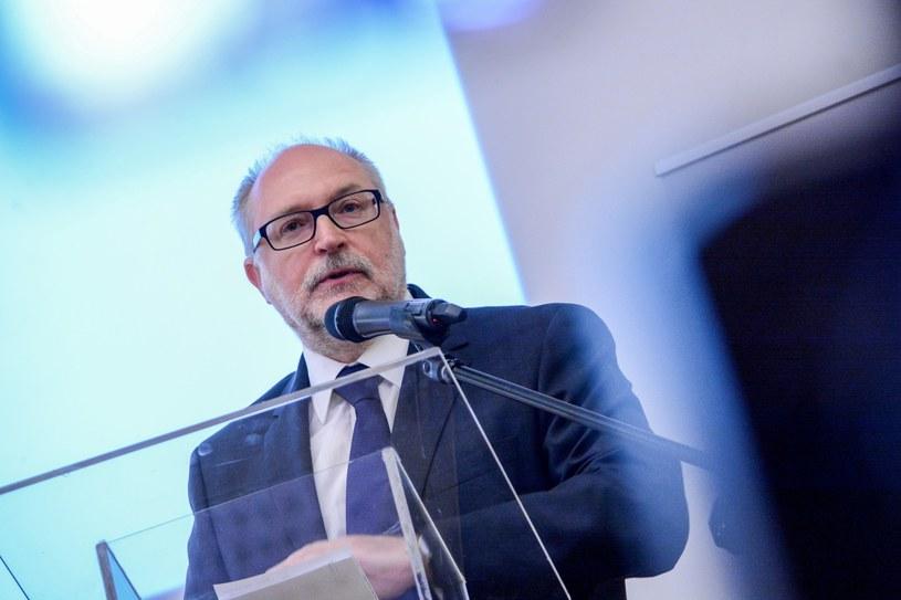 Maciej Bando, prezes URE /Mariusz Gaczyński /Agencja SE/East News