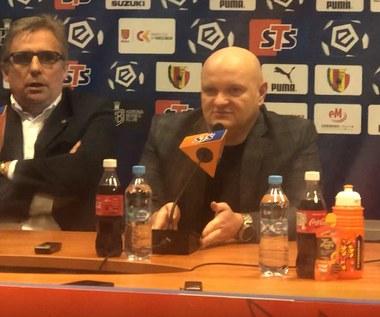 Maciej Bartoszek nowym trenerem Korony Kielce. Wideo