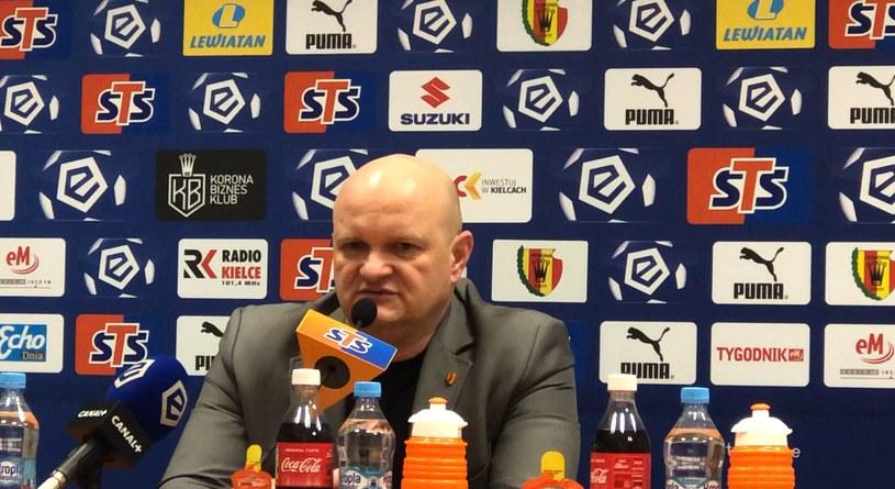 Maciej Bartoszek /Leszek Salva /INTERIA.TV