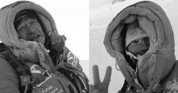 Maciej Berbeka i Tomasz Kowalski zaginęli podczas zejścia z Broad Peak /PHZ /