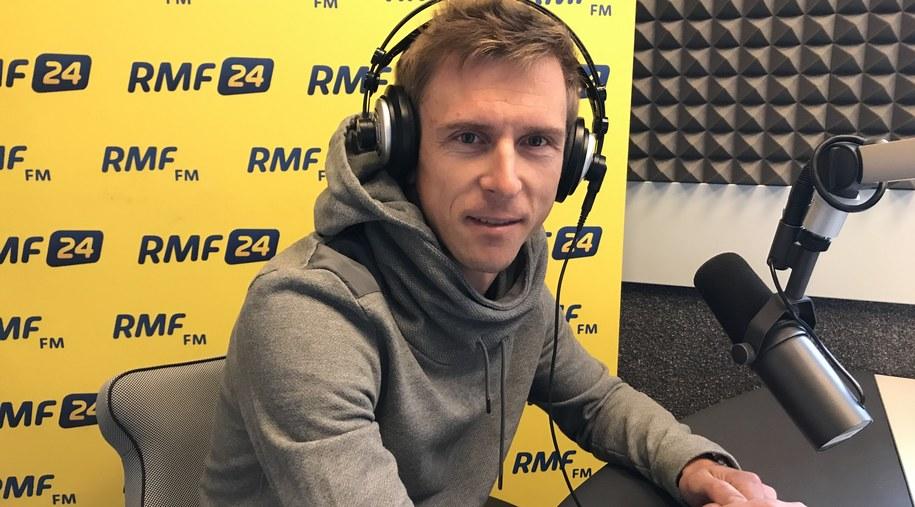Maciej Bodnar w studio RMF FM /Bartłomiej Paulus /RMF FM