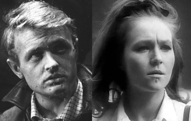 Maciej Damięcki i Anita Dymszówna /- /East News