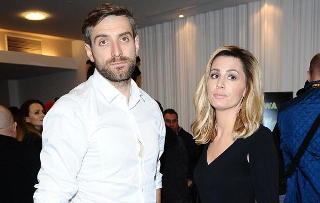 Maciej Dowbor i Agnieszka Popielewicz /Andras Szilagyi /MWMedia