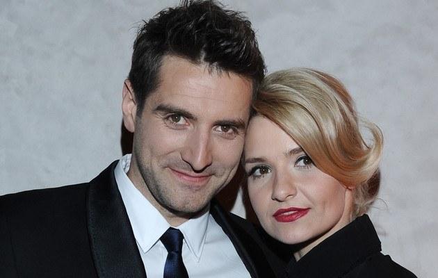 Maciej Dowbor i Joanna Koroniewska /Andras Szilagyi /MWMedia