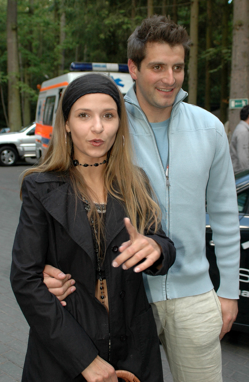 Maciej Dowbor i Joanna Koroniewska /- /MWMedia