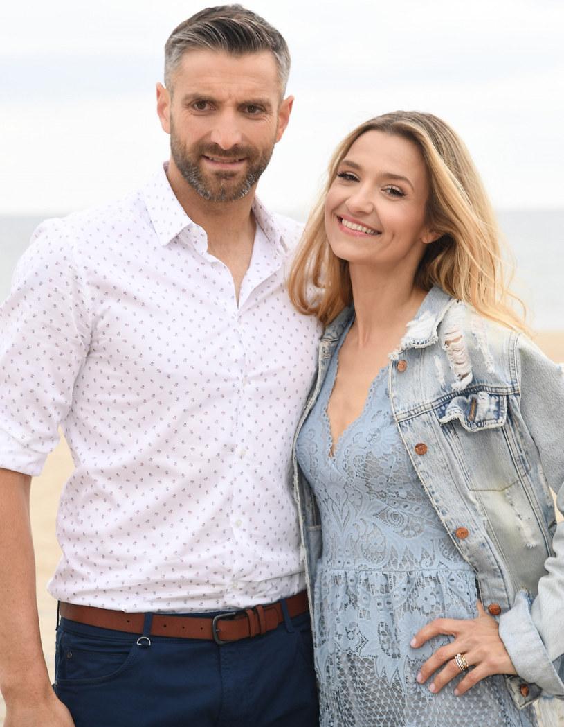 Maciej Dowbor i Joanna Koroniewska /Mateusz Jagielski /East News