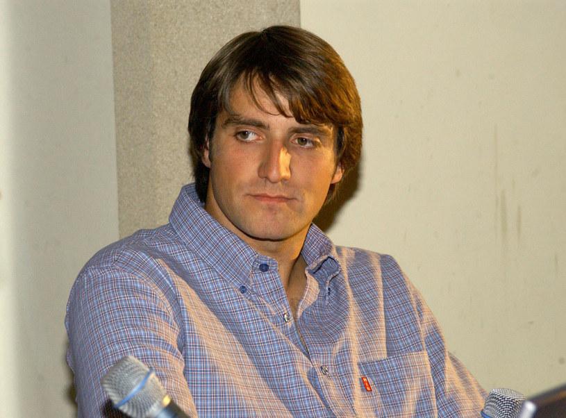 Maciej Dowbor, rok 2003 /TRICOLORS/EAST NEWS /East News