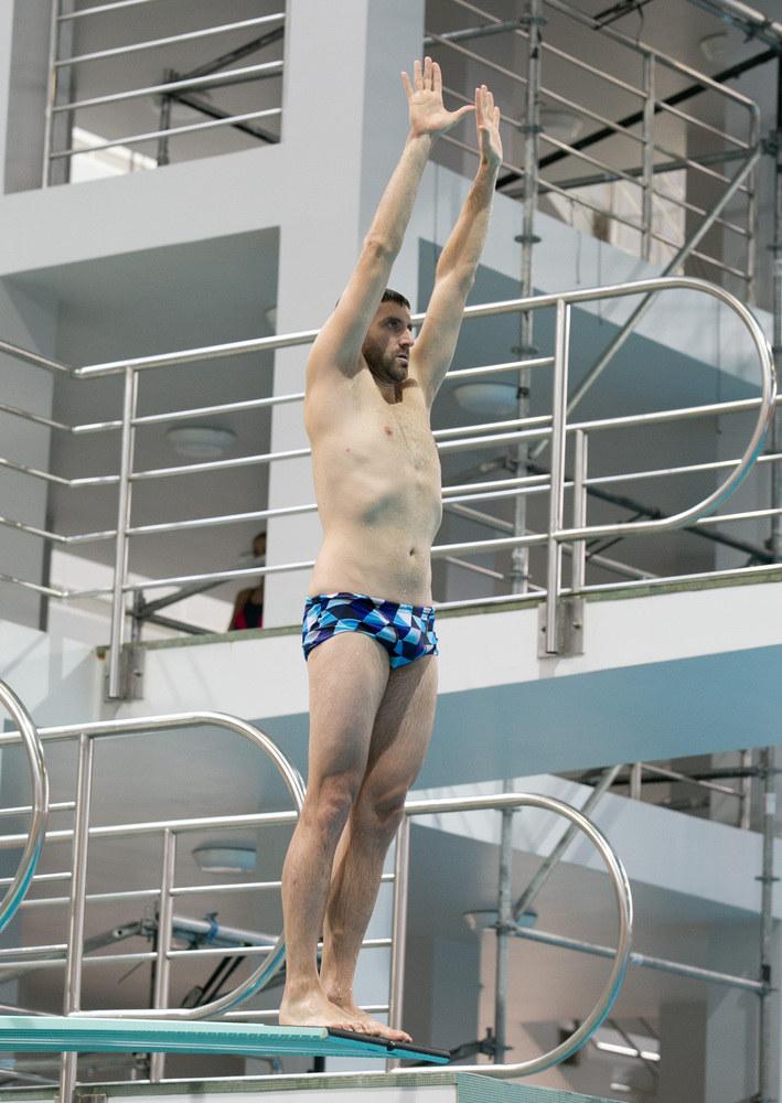 Maciej Dowbor uległ ponoć wypadkowi na treningu /K PICTURES /AKPA