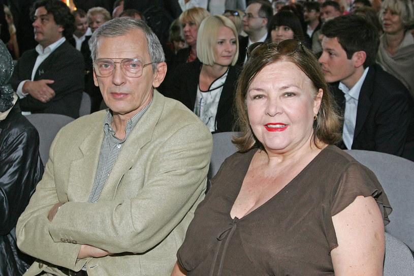 Maciej Englert i Marta Lipińska / Engelbrecht /AKPA