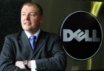 Maciej Filipkowski, szef polskiego oddziału Dell /materiały prasowe