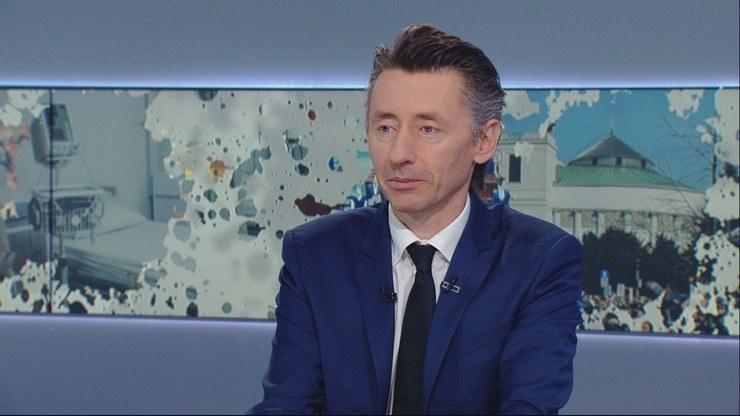 Maciej Gdula /Polsat