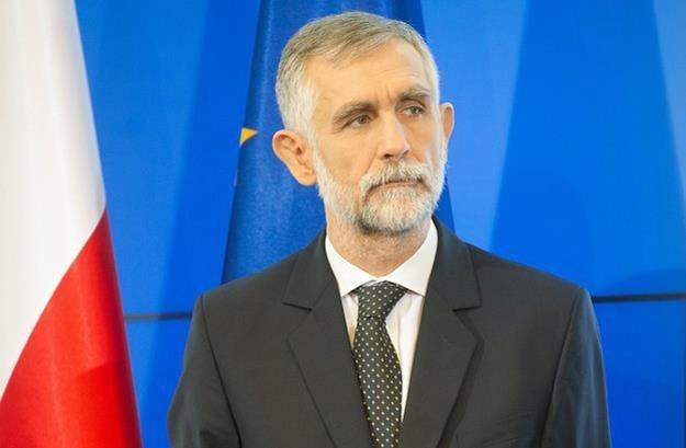 Maciej H. Grabowski, minister środowiska. Fot. Jacek Dominski /Reporter
