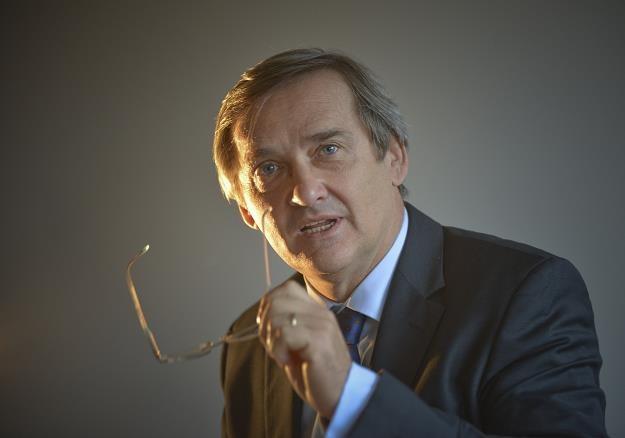 Maciej Hamankiewicz, szef NRL. Fot. Włodzimierz Wasyluk /Agencja SE/East News