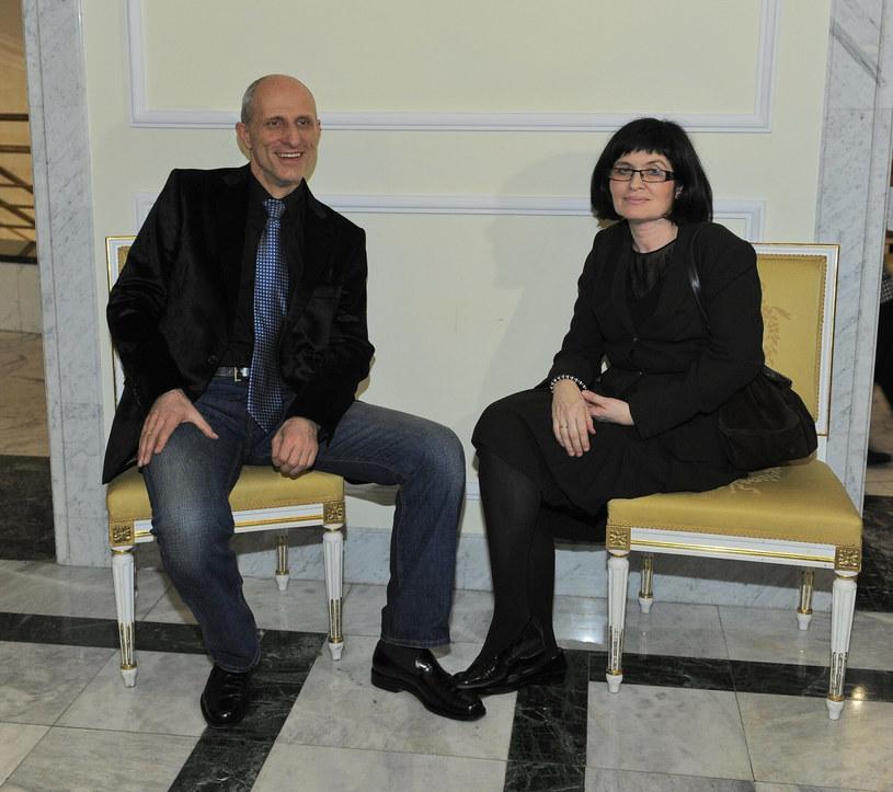 Maciej i Agnieszka Kozłowscy /Tricolors /East News