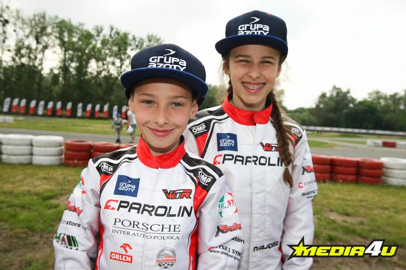 Maciej i Natalia Gładysz /