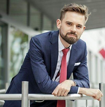 Maciej Kawecki, dziekan Wyższej Szkoły Bankowej w Warszawie /