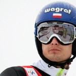 Maciej Kot za kierownicą samochodu rajdowego