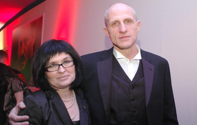 Maciej Kozłowski Agnieszkę Kowalską poślubił w grudniu 2008 roku, fot.Matek Ulatowski  /MWMedia