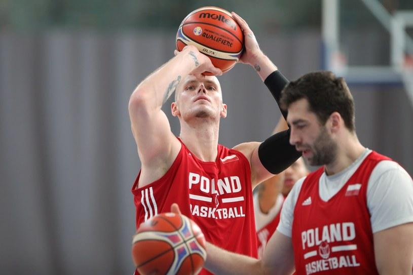 Maciej Lampe i Adam Hrycaniuk z kolegami wywalczyli awans na MŚ. /Leszek Szymański /PAP