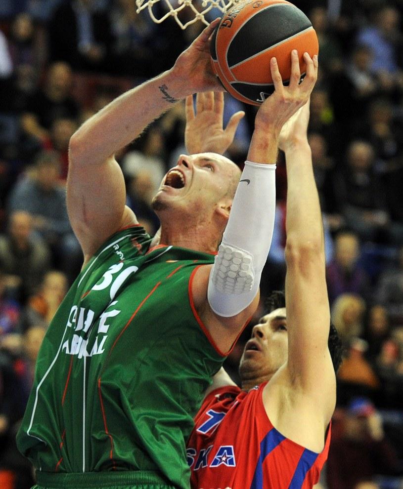 Maciej Lampe ustanowił rekord sezonu /AFP