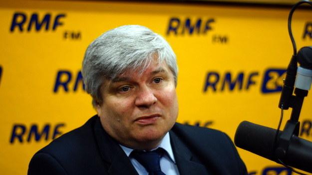 """Maciej Lasek: """"Jest możliwość wznowienia badania, jeśli pojawią się nowe fakty"""" /RMF"""