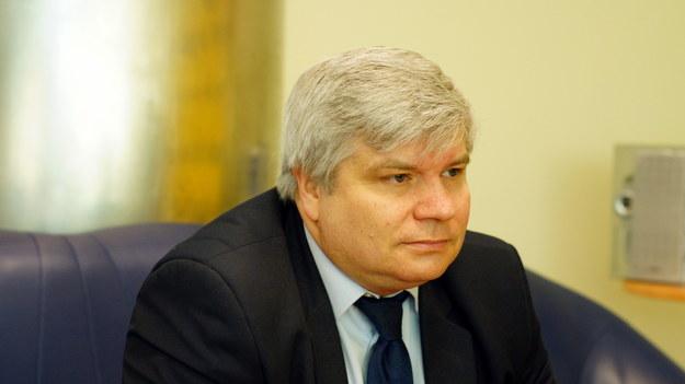 Maciej Lasek w RMF FM /Michał Dukaczewski (RMF FM) /RMF FM