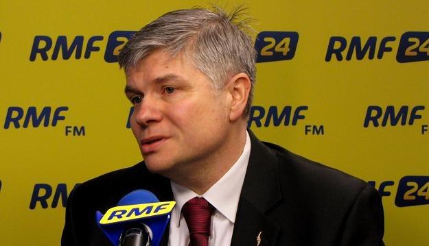 Maciej Lasek /RMF
