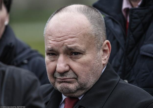 Maciej Łopiński, minister w kancelarii prezydenta. Fot. Karolina Misztal /Reporter