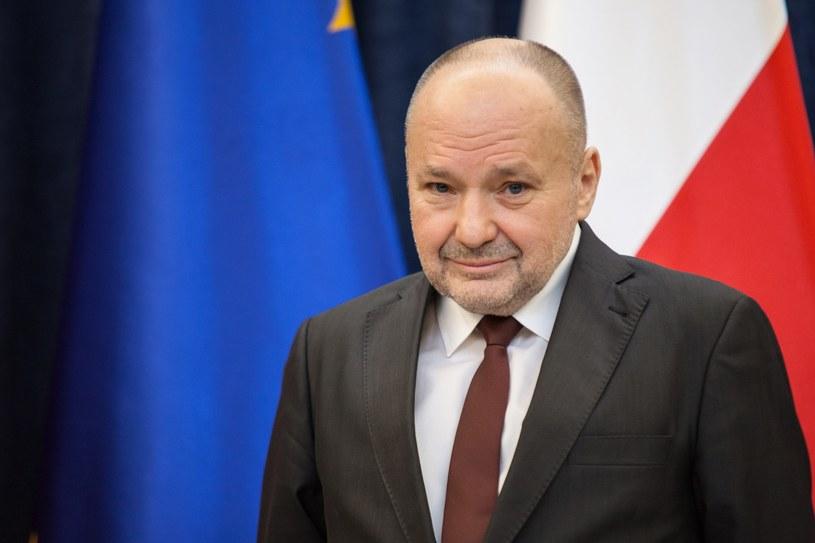 Maciej Łopiński /Aleksandra Szmigiel-Wisniewska/ /Reporter