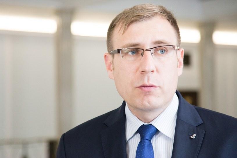 Maciej Małecki sekretarzem stanu w Ministerstwie Skarbu Państwa /Maciej Łuczniewski/Reporter /East News