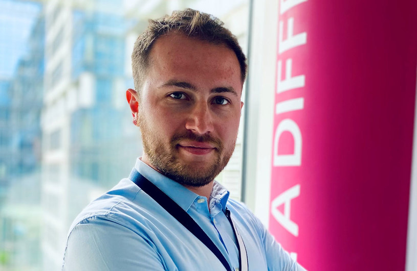 Maciej Mamrot, starszy konsultant HR z firmy LeasingTeam Professional /