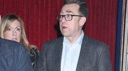 Maciej Orłoś z żoną na premierze! Rzadki widok