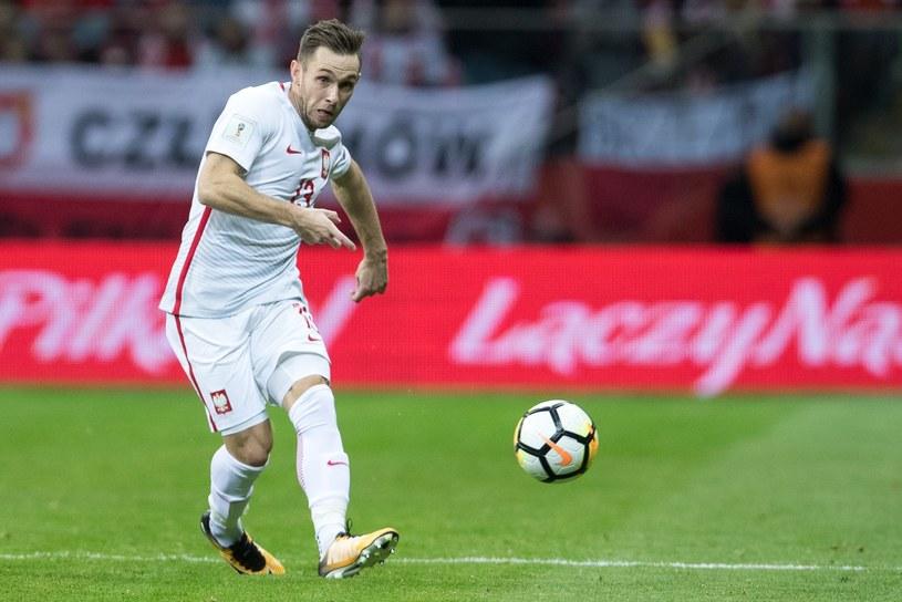 Maciej Rybus /Andrzej Iwańczuk /East News