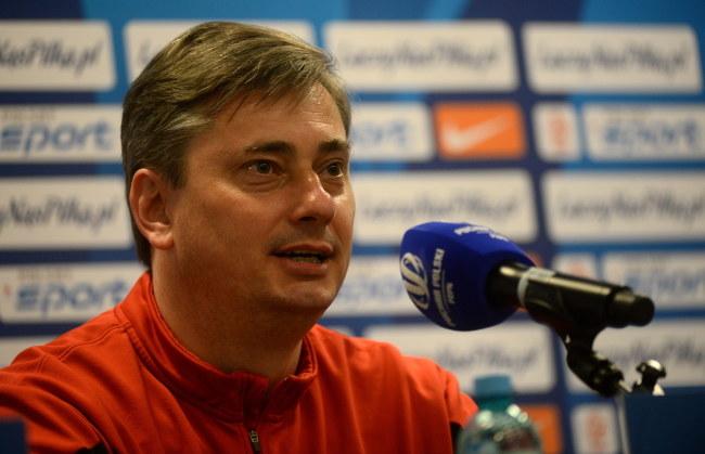Maciej Skorża /Bartłomiej Zborowski /PAP