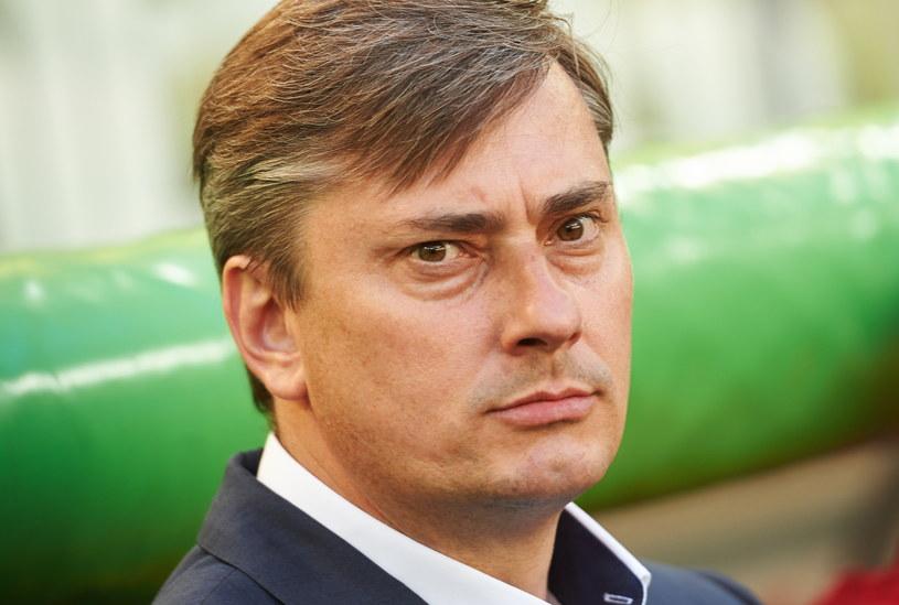 Maciej Skorża /Adam Warżawa /PAP