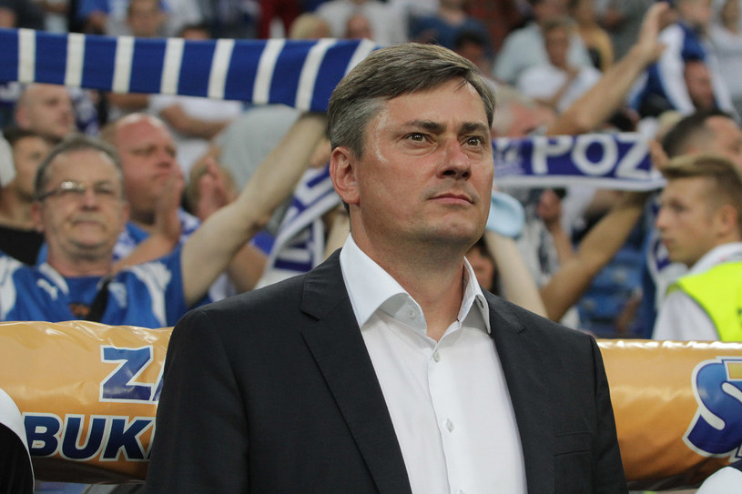 Maciej Skorża /Andrzej Grupa /INTERIA.PL