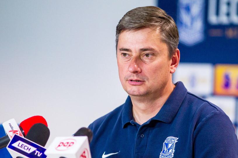 Maciej Skorża /Paweł Jaskółka /PAP
