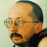 Maciej Ślesicki na planie